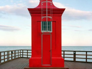 Lignano. LIghthouse