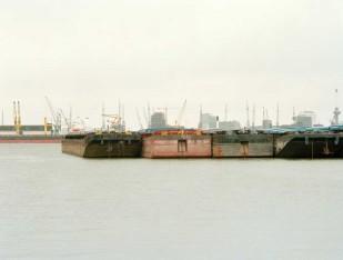 Rotterdam. Lungo il porto