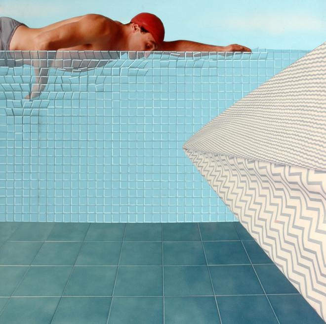 027 1979 Nuotatore